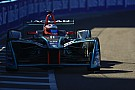 Formule E Evans, disqualifié en qualifs :