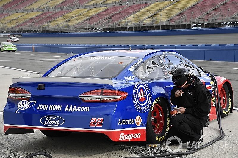 "Joey Logano on tire rule change: ""NASCAR had to do something"""