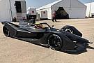 Formula E Tes kedua mobil baru Formula E usai digelar