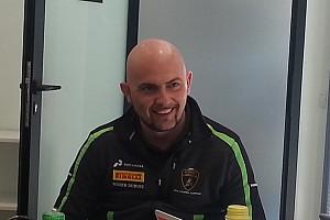 Lamborghini Super Trofeo Intervista Sanna: