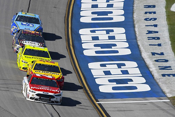 NASCAR Cup Joey Logano's Talladega win was another victory for 'One Ford'