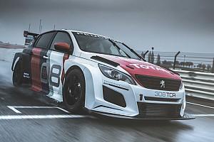 TCR Actualités Peugeot Sport dévoile la 308TCR
