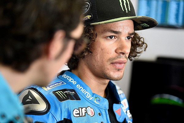 Morbidelli ruled out of Dutch TT after crash