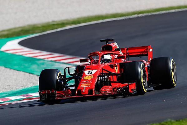 Fórmula 1 Últimas notícias Ferrari estima ganho de 10 cv com novo motor de 2018