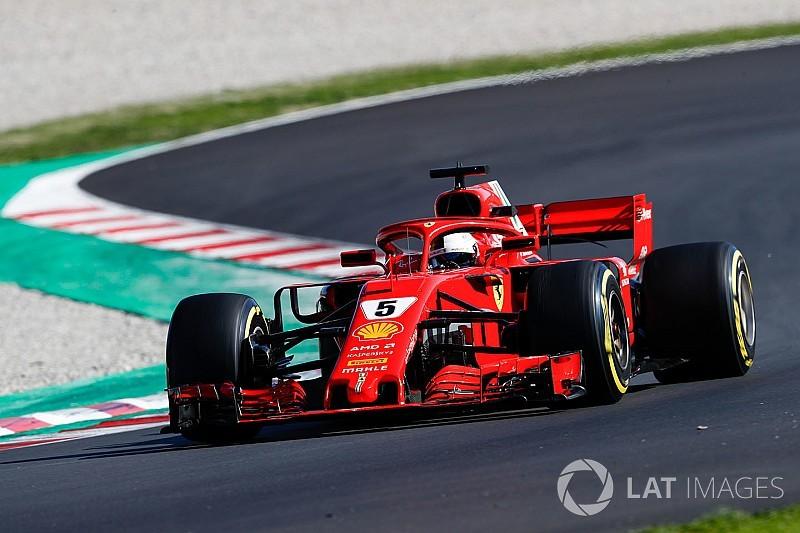 Мощность мотора Ferrari выросла на 10 лошадиных сил