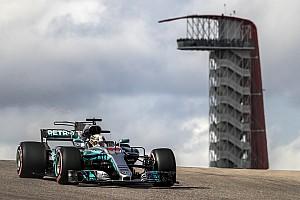 Формула 1 Репортаж з кваліфікації Гран Прі США: Хемілтон та Феттель знову на першому ряді