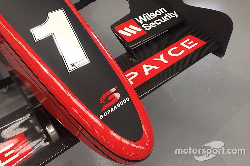 Changes to FT5000 car ahead of Gold Coast demo