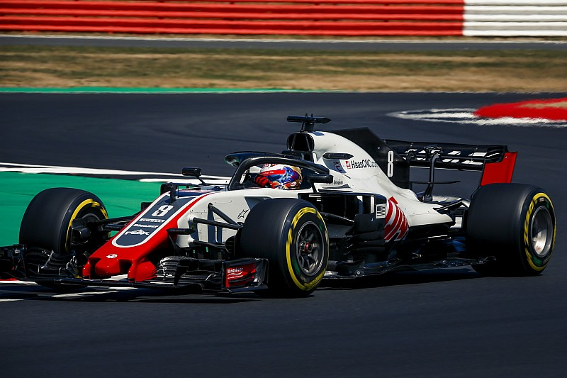 Grosjean ve Magnussen, orta grubun en iyisi olmaktan memnun