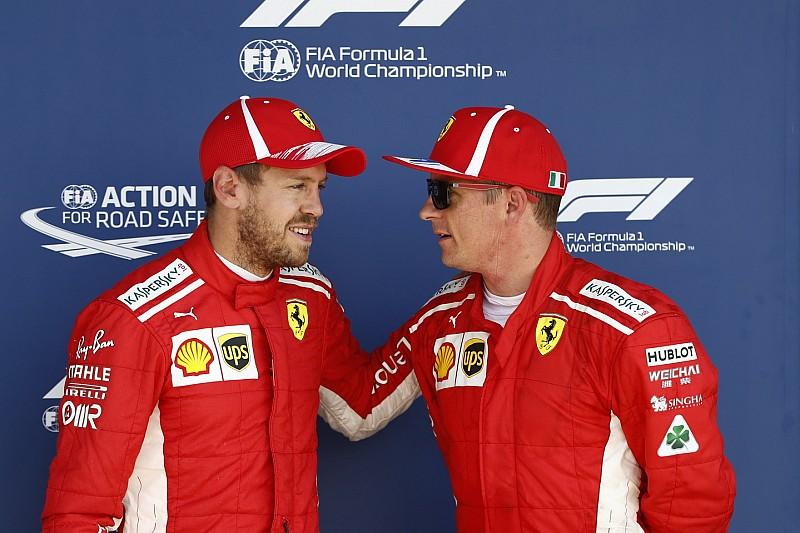 Raikkonen: Pole pozisyonunu kaçırdık