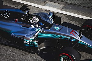 Formel 1 Analyse Formel-1-Technik: Das sind die Updates am Mercedes W08 für 2017