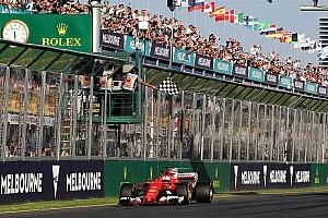 F1 Reporte de la carrera Vettel y Ferrari se presentan con una brillante victoria