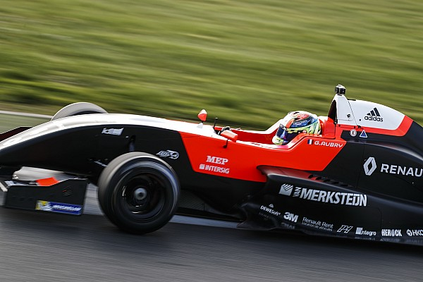 Gabriel Aubry si impone in Gara 2 all'Hungaroring