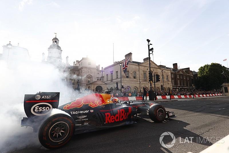 リバティ、ロンドンGP開催を諦めず?「理想は英国2レース開催」とホーナー