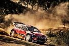 WRC Photos - Sébastien Loeb teste la Citroën C3 WRC sur terre