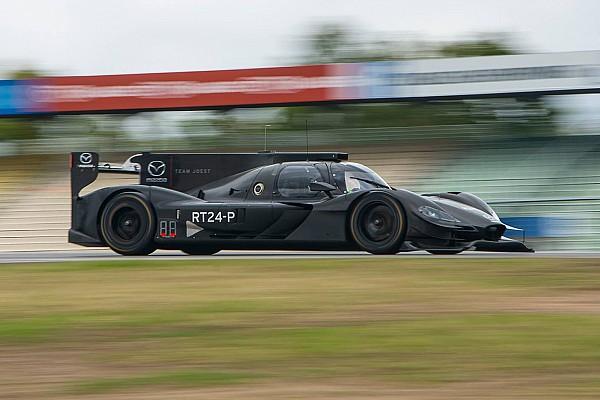 IMSA News Hockenheim: Joest beginnt Testfahrten mit Mazda RT24-P