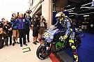 Aragon, Libere 1: Marquez svetta sull'umido, Rossi 18esimo