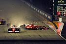 A Ferrari mindenért Maxet hibáztatja