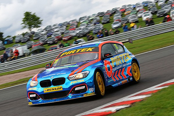 BTCC Race report Oulton Park BTCC: Jordan holds off Neal for victory