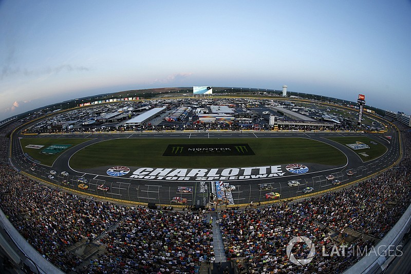 NASCAR to test new aero package in All-Star Race