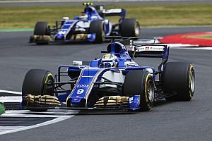 Formel 1 News F1 in Budapest 2017: Sauber plant großes Aerodynamik-Update