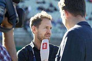 DTM Важливі новини Феттель відвідав фінальну гонку DTM