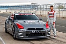 Automotive Video: Op afstand bestuurbare Nissan GT-R/C rijdt 211 km/uur