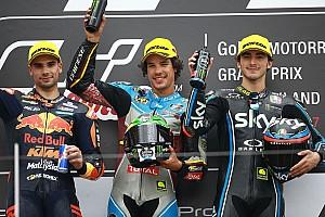 Moto2 Ultime notizie Bagnaia si gode il ritorno sul podio: