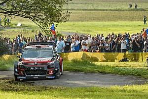 WRC Etappenbericht WRC-Rallye Deutschland: Mikkelsen am Freitagmittag vorne