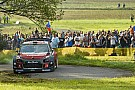WRC Germany WRC: Mikkelsen leads after Friday morning loop