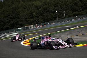 F1 Noticias de última hora Pérez dice que Ocon