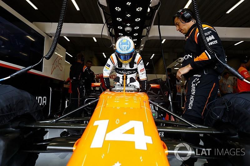 Honda auf Spurensuche: Hat Alonso ohne technischen Grund aufgegeben?
