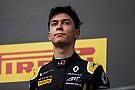 Premier test en F1 avec Renault pour Jack Aitken