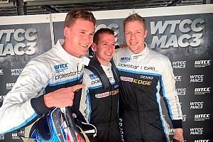 WTCC Ultime notizie Vittoria al debutto nel MAC3 per la Volvo Polestar