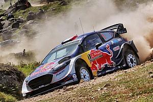 WRC Rapport d'étape Ogier et Ingrassia remportent le Rallye du Portugal !