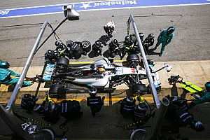 F1 Noticias de última hora Hamilton no bebió durante la carrera para que el coche pesara menos
