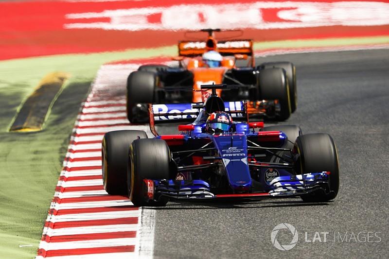 Honda motorisera Toro Rosso à partir de 2018