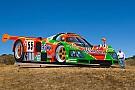 Automotive Check Out This Giant Mazda 787B Billboard At Mazda Raceway