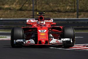 Formula 1 Testing report Hungary F1 test: Leclerc puts Ferrari on top on Day 1