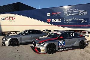 TCR Ultime notizie Ecco le due Audi RS 3 LMS TCR della Bas Koeten Racing