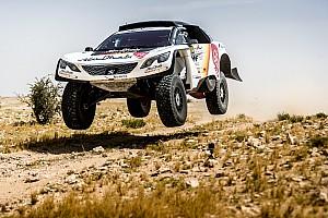 كروس كاونتري تقرير المرحلة رالي قطر الصحراوي: خالد القاسمي يدخل قائمة أسرع خمسة سائقين في اليوم الثالث