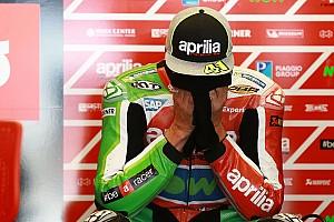 MotoGP Réactions Austin met l'Aprilia en échec, Espargaró veut passer à autre chose