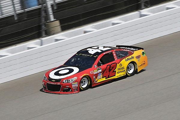 NASCAR Cup Qualifyingbericht NASCAR: Michigan-Pole für Kyle Larson