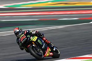 MotoGP Résumé d'essais Warm-up - Folger le plus rapide, les têtes d'affiche sur un rythme de course