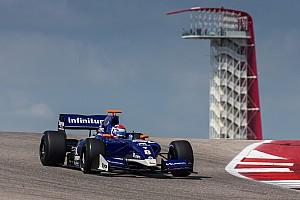 Formula V8 3.5 Reporte de la carrera Diego Menchaca logra su primer podio en World Series