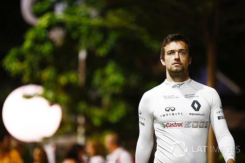 Ericsson y Palmer admiten interés en la vacante de Williams