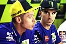 Vinales: Rossi'nin ayarları sayesinde podyuma çıktım