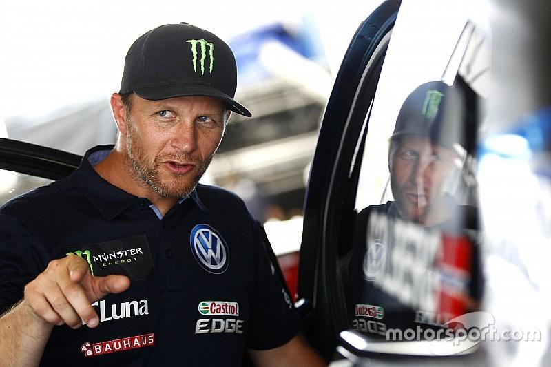 WRX-Pilot Petter Solberg: Operation am Montag, Rennen nächsten Sonntag