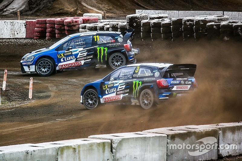 Rallycross-WM in Trois-Rivieres: 4. WRX-Saisonsieg für Kristoffersson