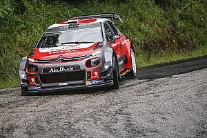 WRC Breaking news Ogier fears Loeb could be