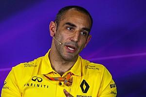 Fórmula 1 Noticias Renault cree que todavía le faltan recursos para pelear por la F1